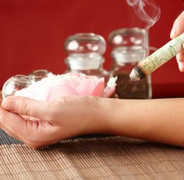 Moxibustion Therapy
